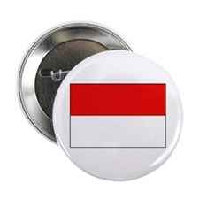 Indonesian Flag Button