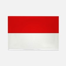 Indonesian Flag Rectangle Magnet (10 pack)