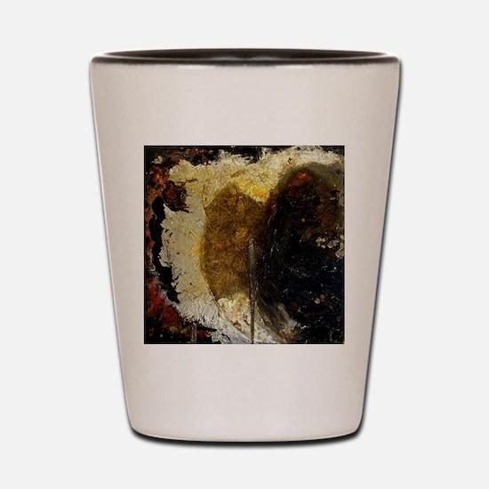 Atomic Solstice~abstractmoda. Shot Glass