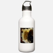 Atomic Solstice~abstractmoda. Water Bottle