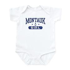 Montauk Girl Infant Bodysuit
