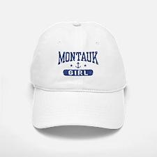 Montauk Girl Baseball Baseball Cap