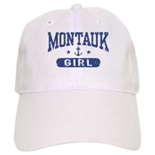 Montauk Girl Baseball Cap