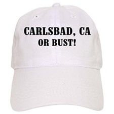 Carlsbad or Bust! Baseball Cap