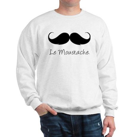 Le Moustache. Sweatshirt