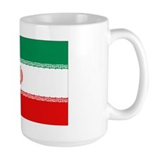 Iran Flag Mug