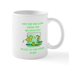 biology joke Mug