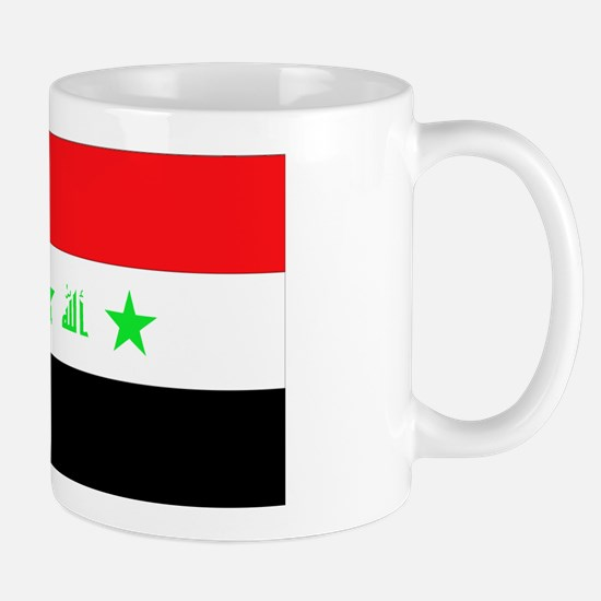 Iraqi Flag Mug