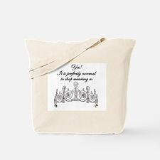Royality Shopper Tote Bag