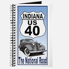 Cool Us highway 40 Journal