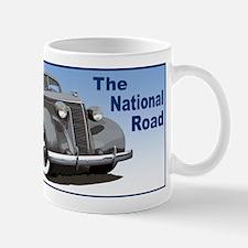 Funny Us highway 40 Mug