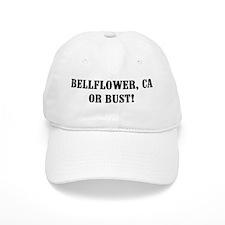 Bellflower or Bust! Baseball Cap