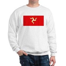 Isle of Man Flag Sweatshirt