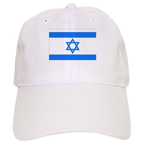 Israeli Flag Cap