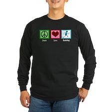 Peace Love Run T