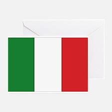 Italia / Italy Flag Greeting Cards (Pk of 10)