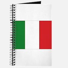 Italia / Italy Flag Journal