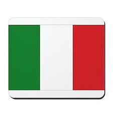Italia / Italy Flag Mousepad