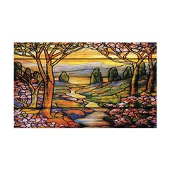 Tiffany Stained Glass 38.5 x 24.5 Wall Peel