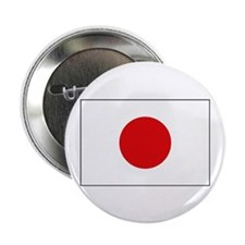 "Japanese Flag 2.25"" Button (10 pack)"