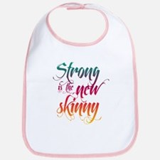 Strong is the New Skinny - Sc Bib