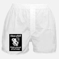 Adore-A-Bull 2! Boxer Shorts