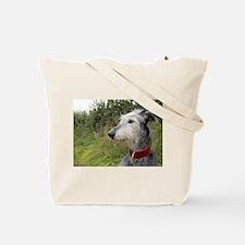 Unique Grey hound Tote Bag