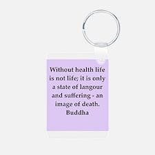 Buddha wisdom Keychains
