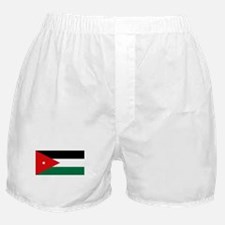 Jordanian Flag Boxer Shorts