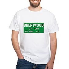 Brentwood City Limits Shirt