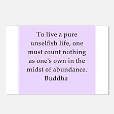 Buddha wisdom Postcards (Package of 8)
