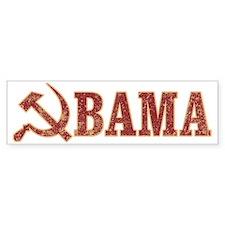 Vintage Socialist Obama [st] Bumper Sticker