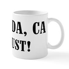 Alameda or Bust! Mug