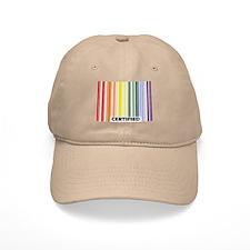 Lesbian and Gay Pride Baseball Cap