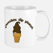 Chocolate Dip Please! Mug