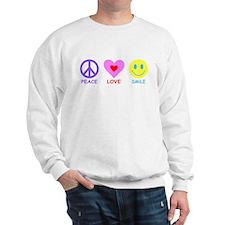 Peace Love Smile Jumper