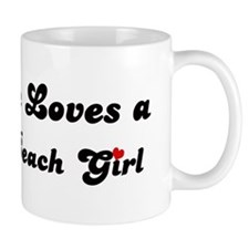 Loves Boynton Beach Girl Mug
