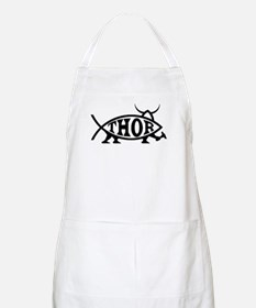 Thor Fish with Hammer Apron