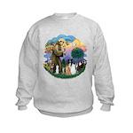 StFrancis2 / Kids Sweatshirt