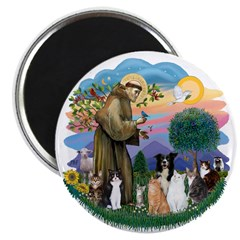 """StFrancis2 / 2.25"""" Magnet (100 pack)"""