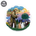 "StFrancis2 / 3.5"" Button (10 pack)"