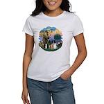 StFrancis2 / Women's T-Shirt