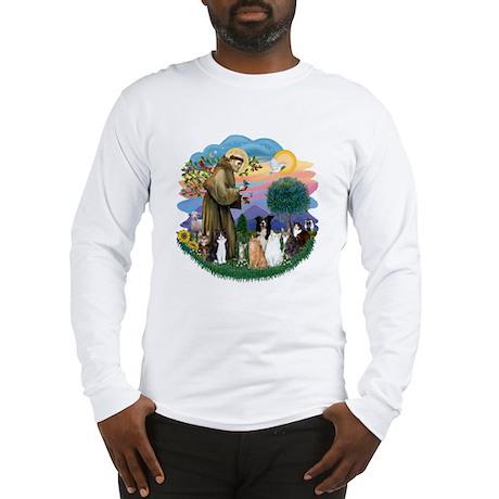 StFrancis2 / Long Sleeve T-Shirt