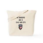 USMLM My Grandpa was a Coldwa Tote Bag