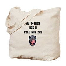 USMLM My Mother was a Coldwar Tote Bag