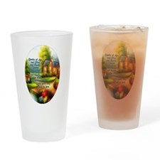 Unique Hedge Drinking Glass