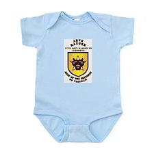SOF - 37th ARVN Ranger Bn Infant Bodysuit