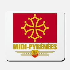 Midi-Pyrenees Mousepad