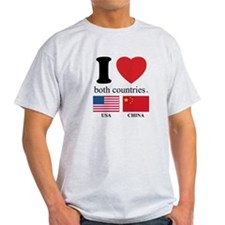USA-CHINA T-Shirt