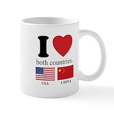 USA-CHINA Mug